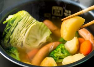 アイリスオーヤマ銘柄炊きポトフ
