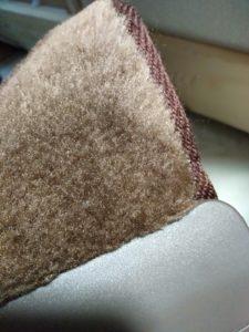 ホットクッション発熱繊維
