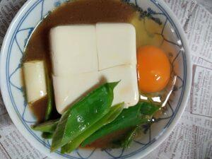 牛丼豆腐2